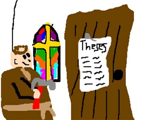 Martin Luthers 95 Theses ReasonableTheologyorg